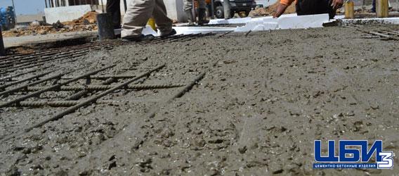 тощий бетон в коломне