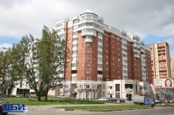 Заливка бетона для ГК Отдых на улице Ленина, рядом с магазином Отдых