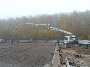 Аренда бетононасоса цена от 10000 за 4 часа
